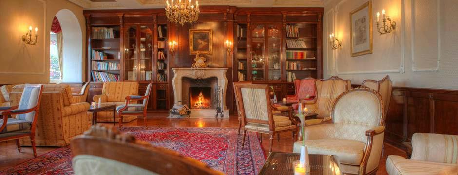 Beispiel: Salon, Foto: Seetel Hotels.