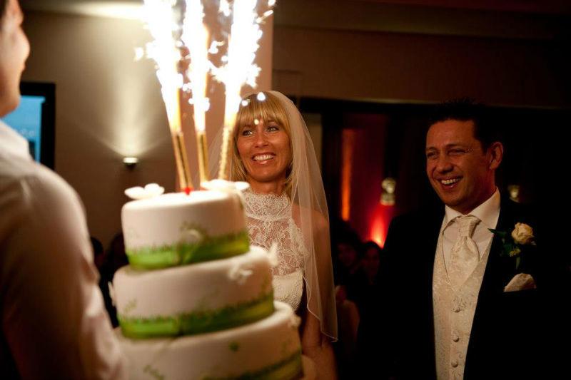 Beispiel: Ihre Hochzeitstorte, Foto: Pfefferschote Köln.