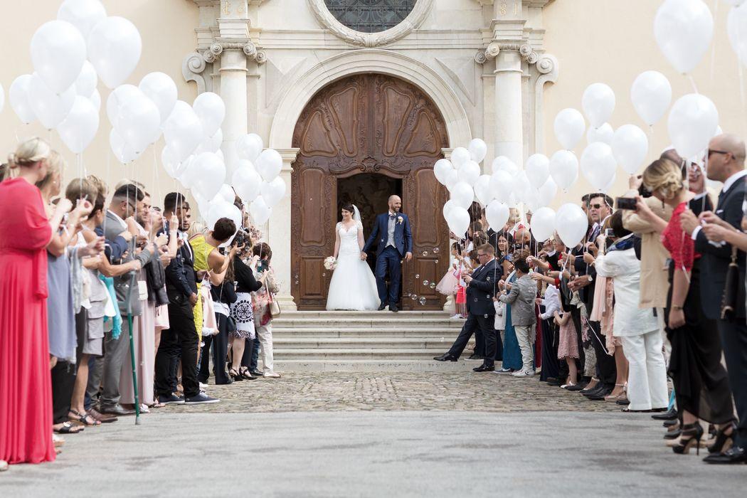 Hochzeitsreportage in Arlesheim