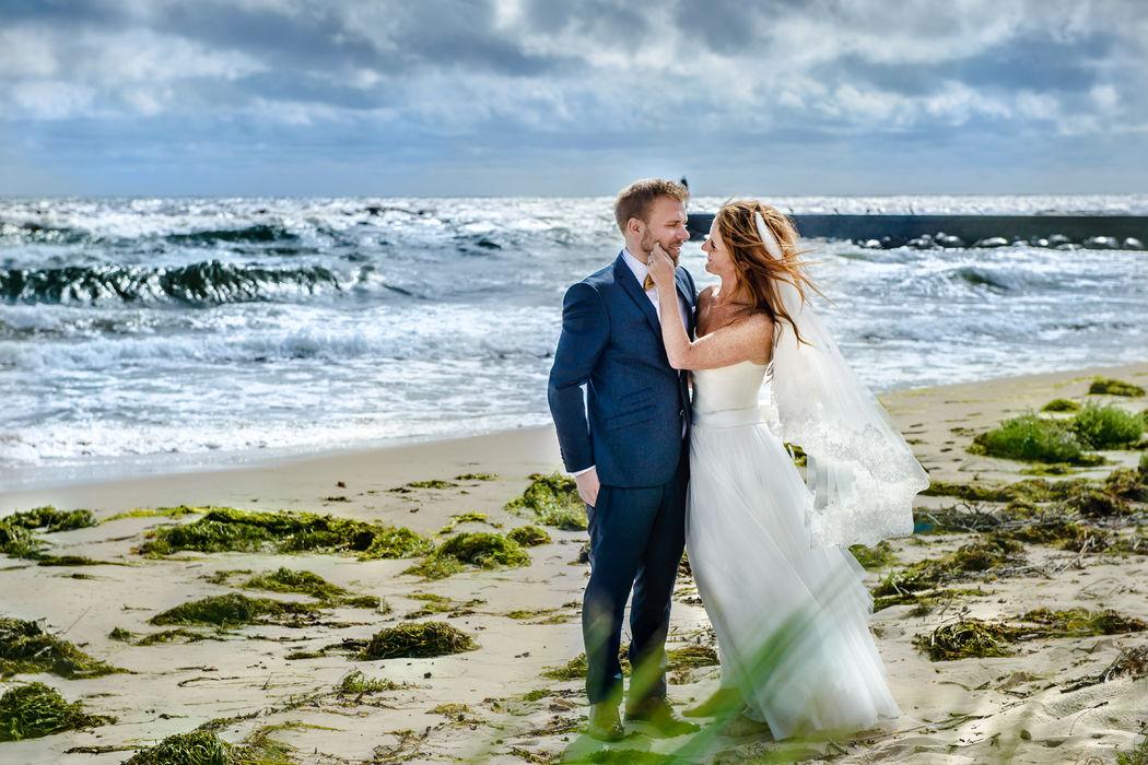 Julia i Henrik  szwedzki ślub with-you.pl