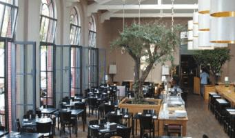 Beispiel: Restaurant, Foto: Turnhalle St. Georg.