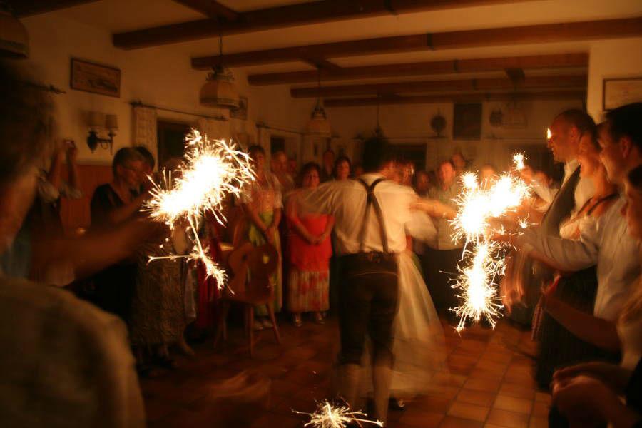 Beispiel: Stimmung für Ihr Hochzeitsfest, Foto: Hochzeits DJ Dany.