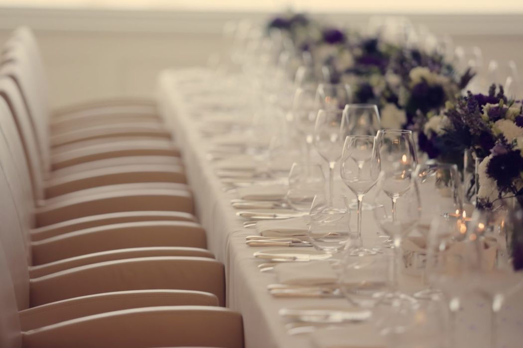 Wedding reception in Vitznau