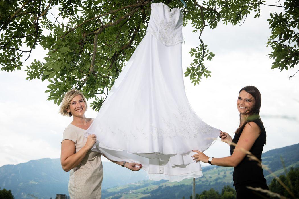 Die Weddingplanerinnen mit Bündner Charme