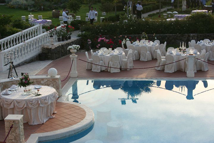 Villa Parsifal Ricevimenti