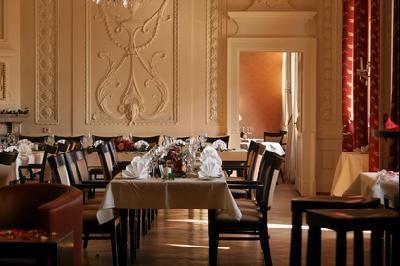 Beispiel: Tafel im Schlosscafé, Foto: Hutter im Schloss.