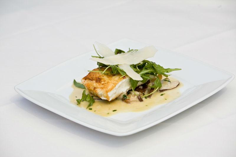 Beispiel: Gastronomie, Foto: Wasserschloss Inzlingen.
