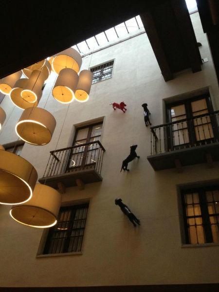 Hotel exclusivo para bodas en Guanajuato - Foto Hotel Boutique 1850