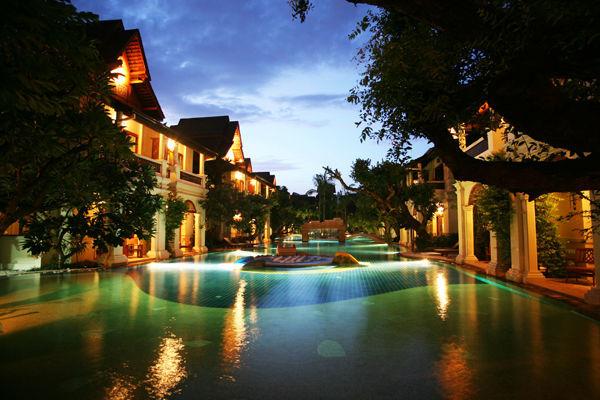 Ihr Zimmer mit eigenem Poolzugang - Centara Khum Paya Resort & Spa Chiang Mai, Foto: Centara Hotels and Resorts.