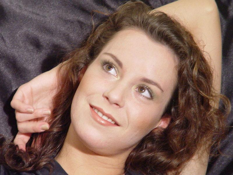 Beispiel: Typgerechtes Make-up, Foto: Beauty- & Wellness-Lounge In-Vita-Point.