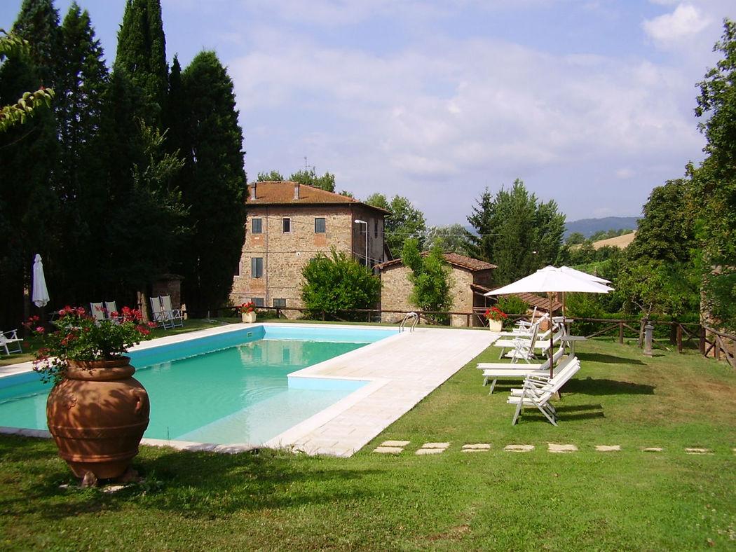 Antico Borgo La Torre Agriturismo La piscina