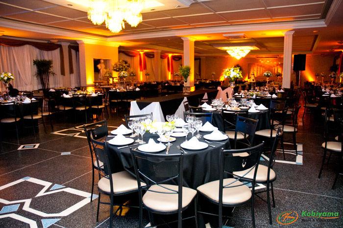 Restaurante Dom Antônio - Salão Scalinatta