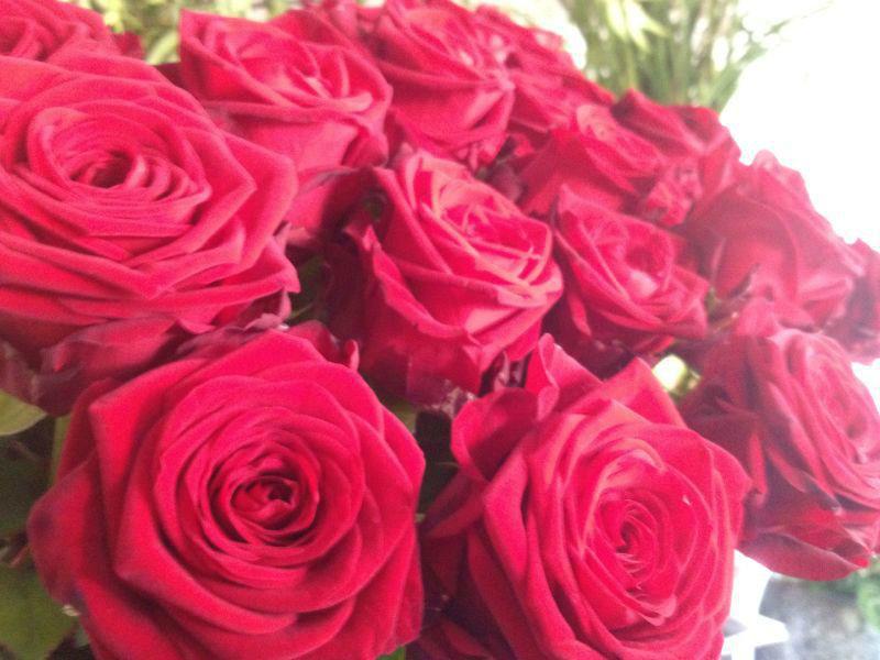 Beispiel: Ihre Hochzeitsfloristik, Foto: Puls Floristik.
