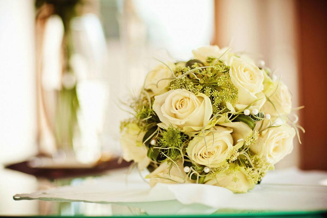 Beispiel: Ihre perfekte Hochzeitslocation, Foto: Hotel Villa Post.