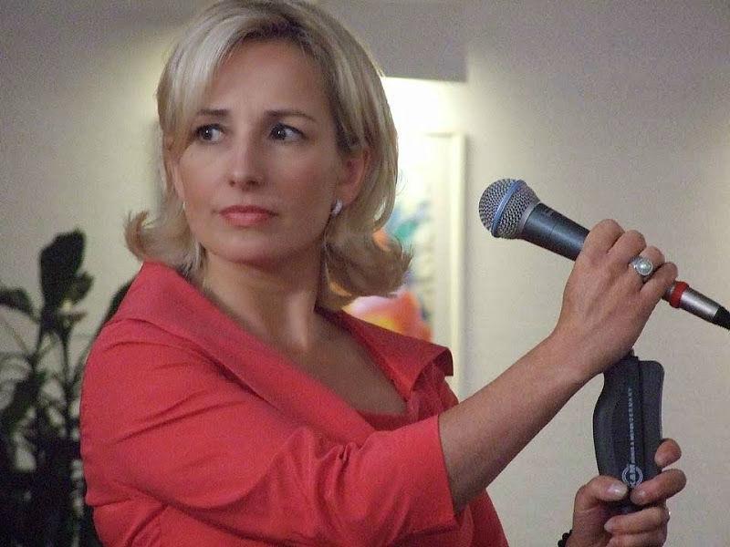 Beispiel: Christine Schröder, Foto: Christine Schröder.