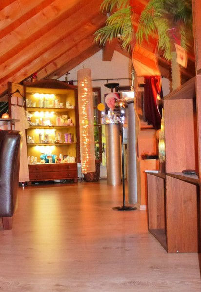 Beispiel: Angenehme Atmosphäre, Foto: Beauty- & Wellness-Lounge In-Vita-Point.