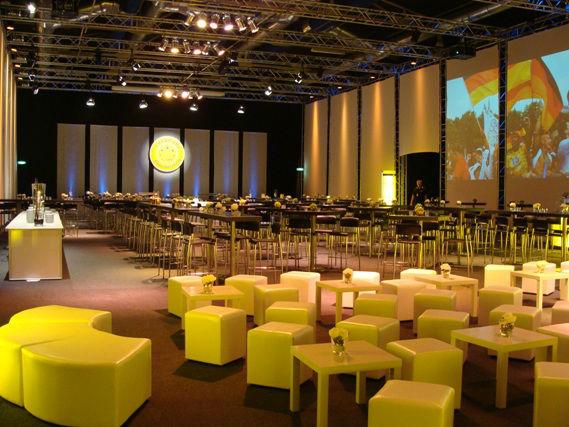 Beispiel: Lounge-Atmosphäre, Foto: Event Island.