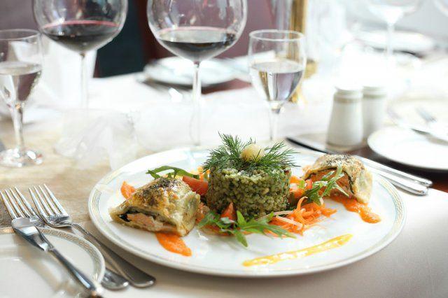 Beispiel: Kulinarisches, Foto: Da Vinci.