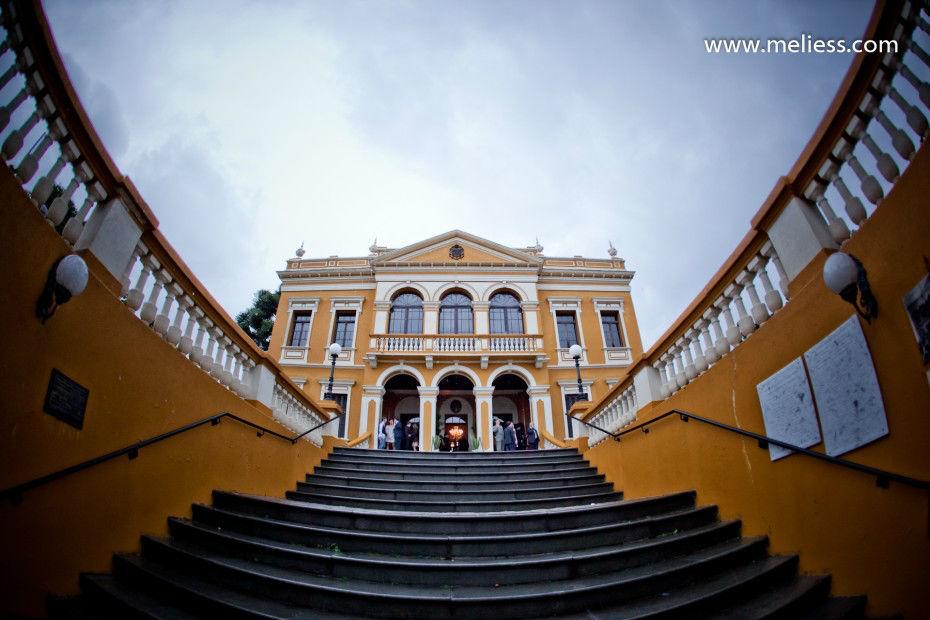 Palácio Garibaldi. Foto: Meliess Fotografias.