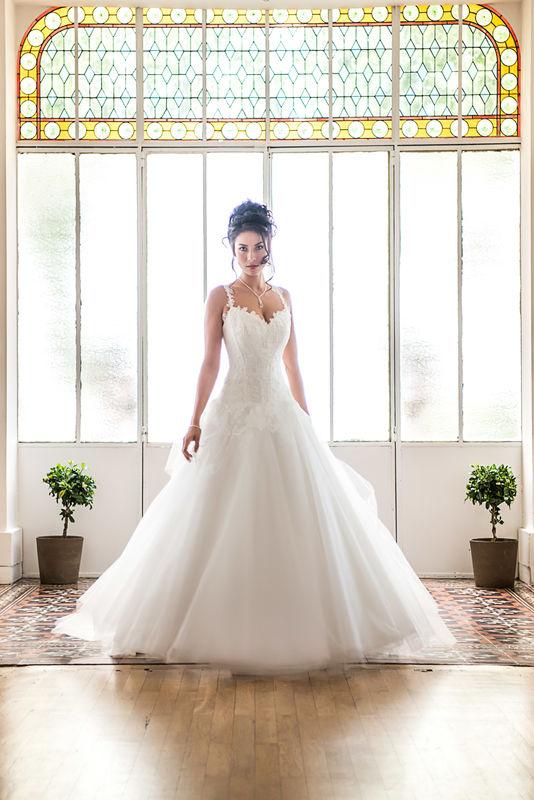 PROMESSE TENUE - collection Un jour, une mariée - Les Mariées de Provence