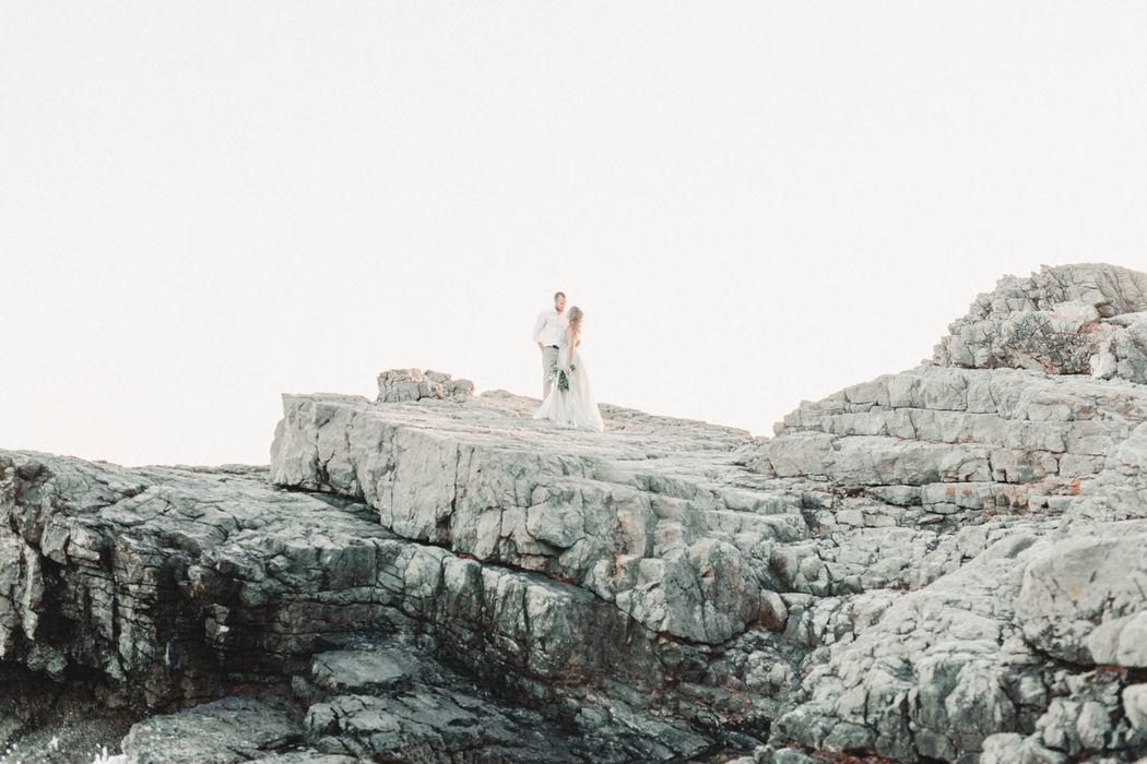 Love story Кристины и Олега в Черногории