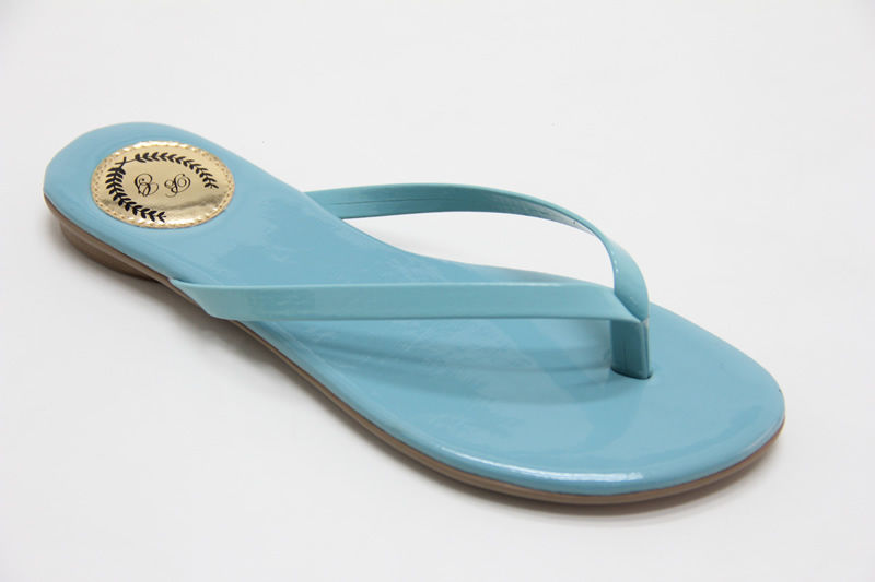 Slim Clean Verniz Azul Tifany
