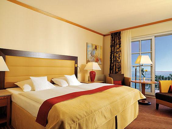Beispiel: Zimmer, Foto: Travel Charme Ostseehotel Kühlungsborn.