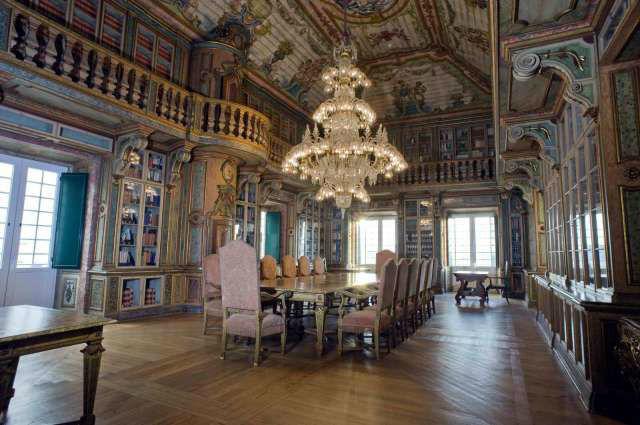 Foto: Palácio do Conde D'Óbidos