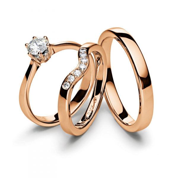 Beispiel: Wunderschöne Verlobungsringe, Foto: Síara.