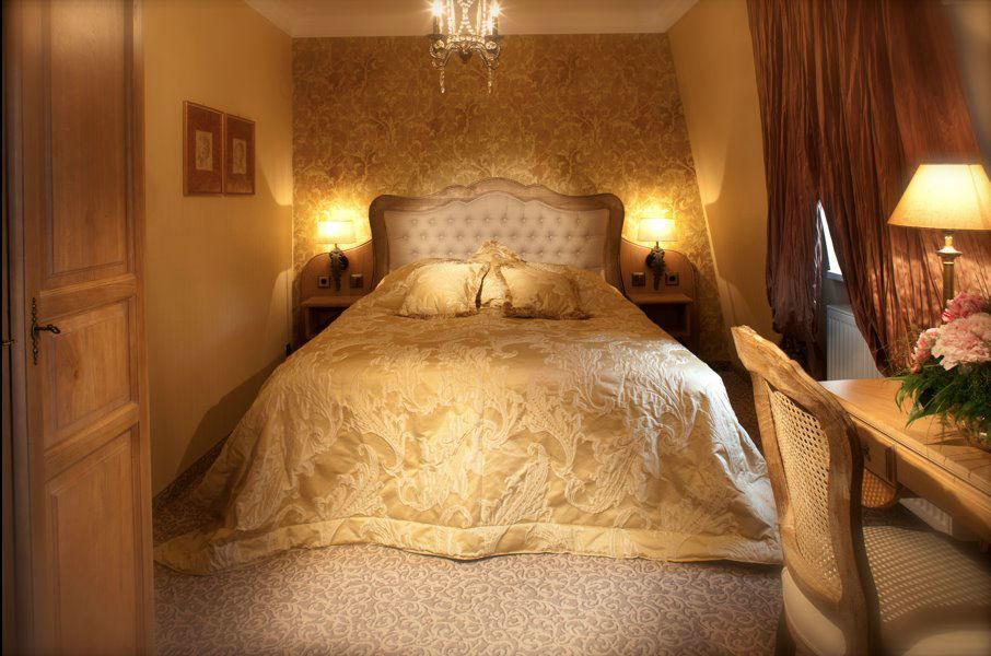 Beispiel: Zimmer, Foto: Weinromantikhotel Richtershof.