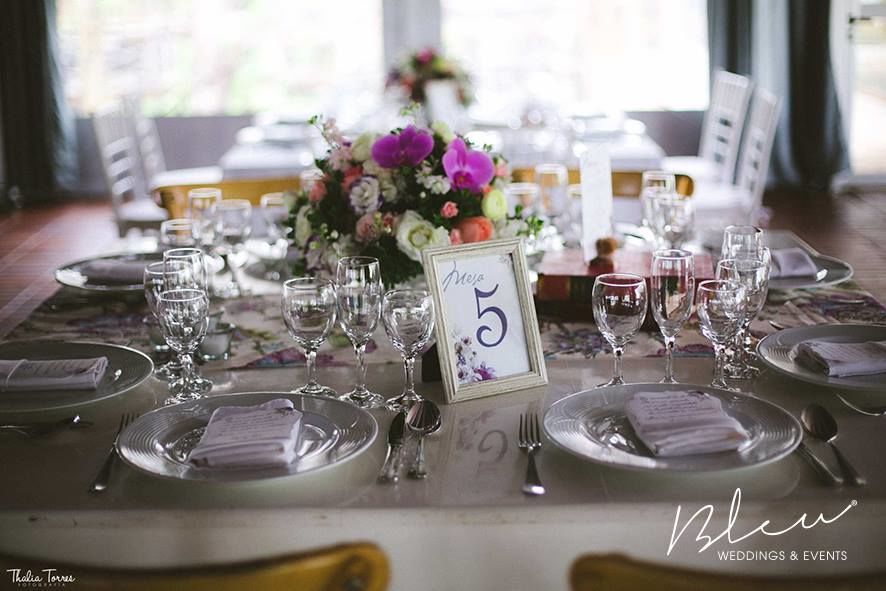 Bleu Weddings and Events Mx