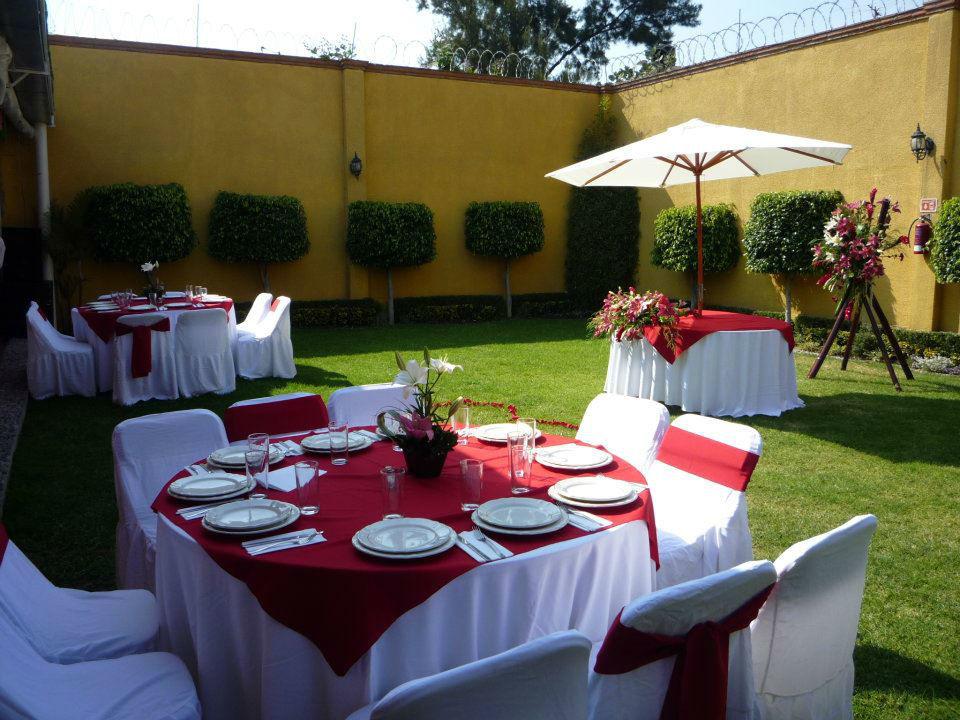 Quinta Huichapan en la Ciudad de México
