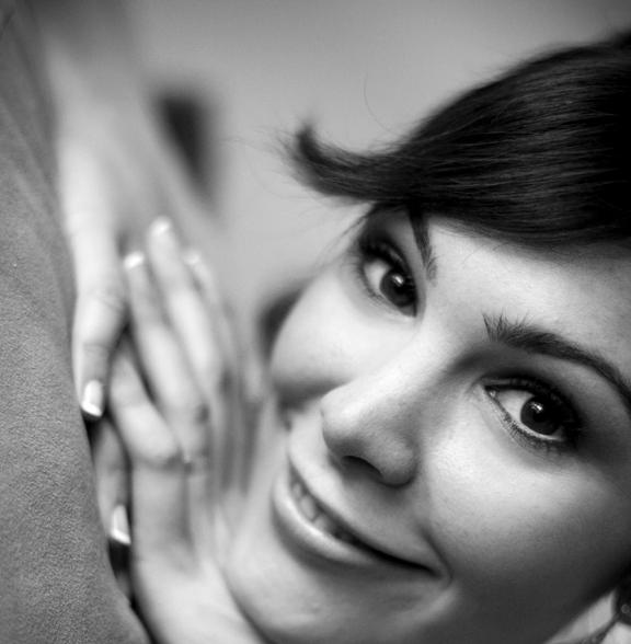 Maquillaje de Rebeca Pulido
