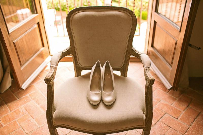 Dandelion Events Preparativos Zapatos de Novia