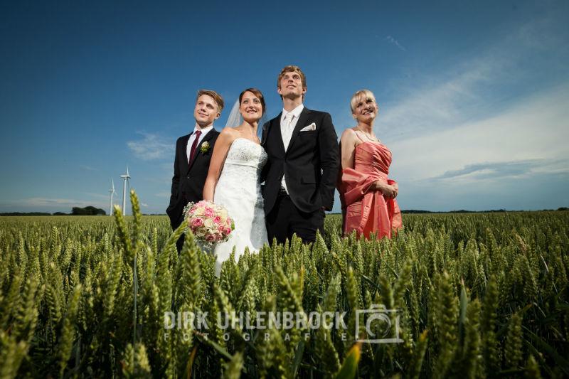 Beispiel: Gruppenbilder, Foto: Dirk Uhlenbrock FOTOGRAFIE.