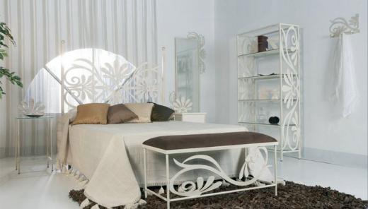 Muebles La Tinaja. Dormitorio de Forja