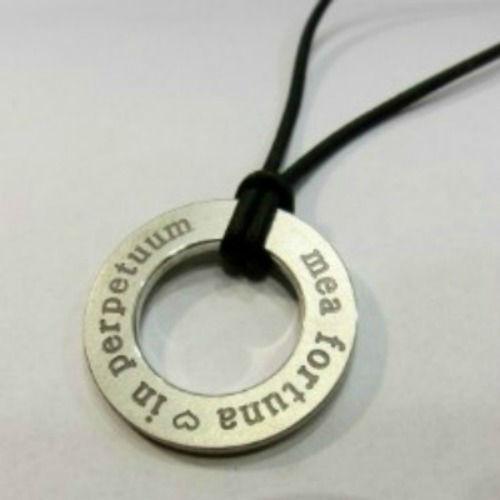 Beispiel: Love-Coin, Foto: Die Platinschmiede.