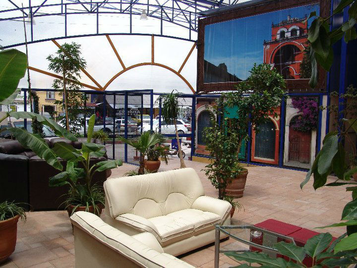 Hotel azulejos bodas for Azulejos express san cristobal casas