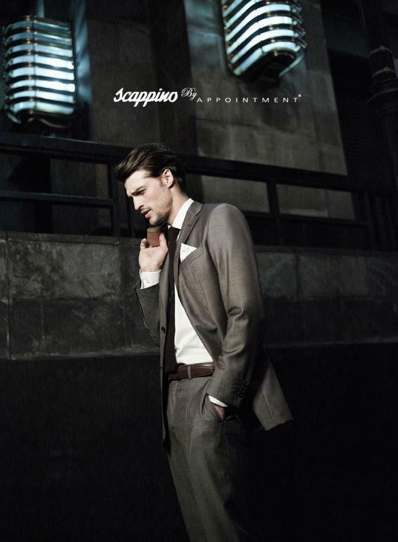 Trajes para novio - Foto Scappino