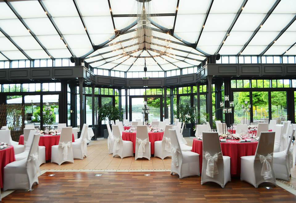 Beispiel: Hochzeitsdekoration, Foto: La Deko.