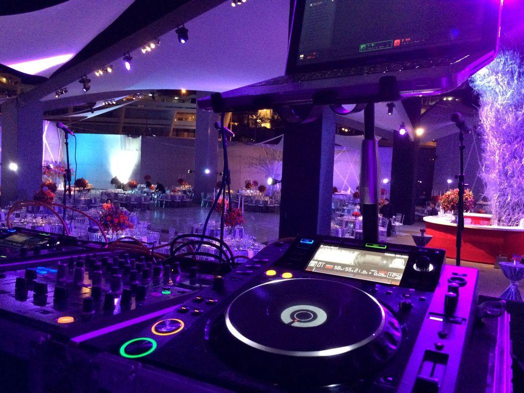 Club Esmeralda / Guillermo Riera / DJ Fox