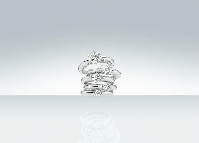 Beispiel: Der Ring der Ringe, Foto: Wempe Wien.