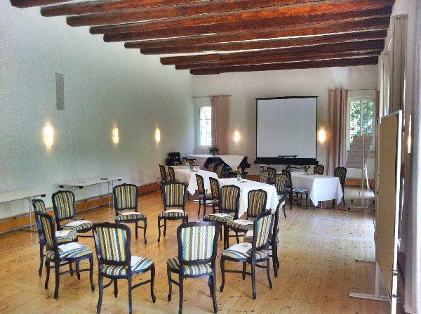 Beispiel: Räumlichkeiten, Foto: Schloss Heinsheim.
