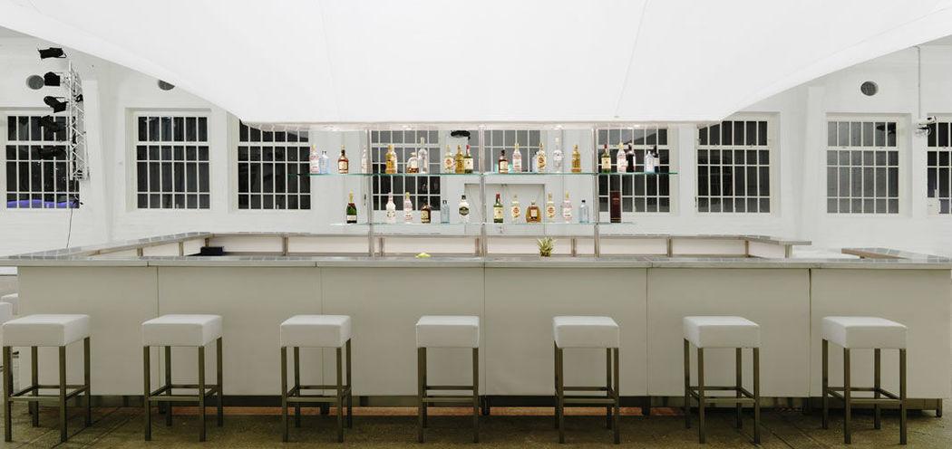 Beispiel: Bar, Foto: Nordlicht Events.