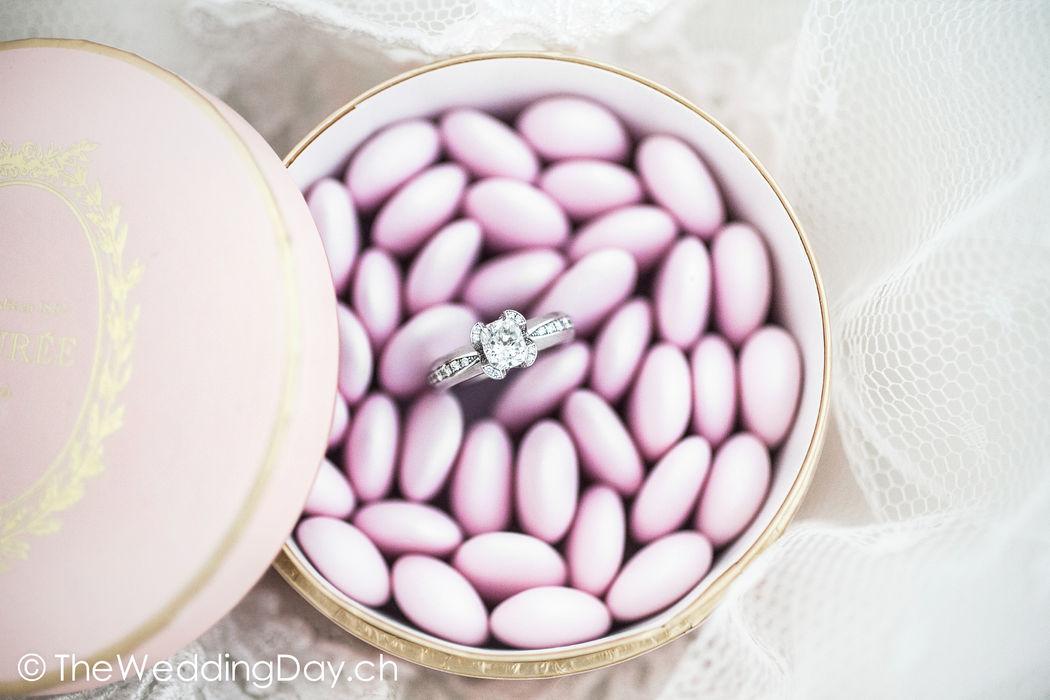 Detail-verliebt und bis ins letzte Detail an alles gedacht mit Wedding à la carte.