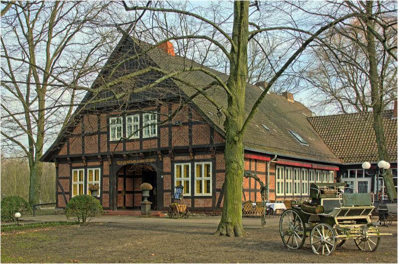 Beispiel: Ihre Hochzeitslocation, Foto: Parkrestaurant Alte Mühle.