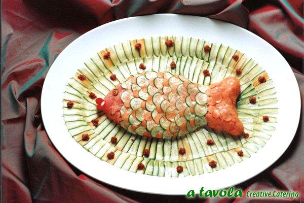 Beispiel: Innovative Ideen fürs Buffet, Foto: A Tavola.