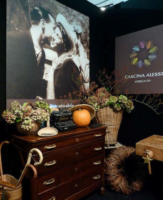Cascin Alessi- Stand