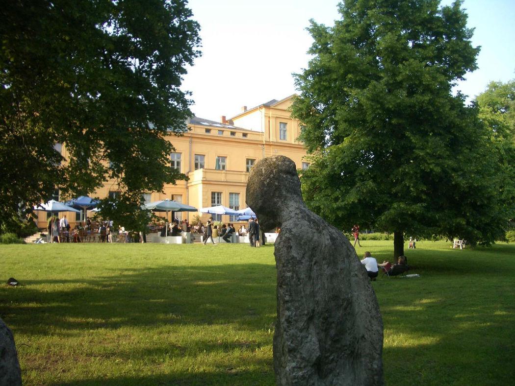 Beispiel: Parkanlage, Foto: Schloss Ziethen.