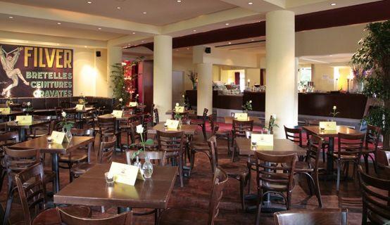 Beispiel: Restaurant, Foto: Schlossgarten.